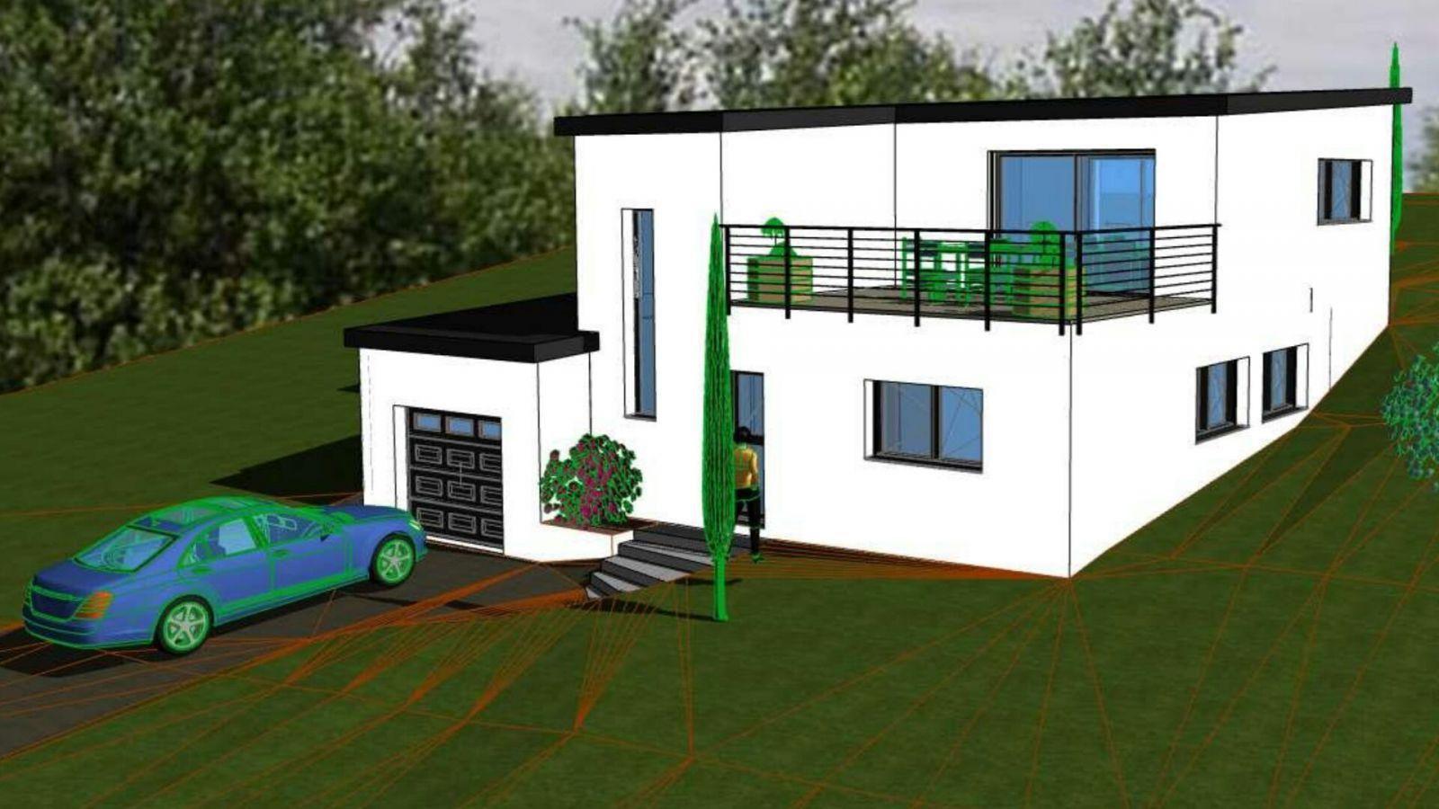 Nos références construction maison