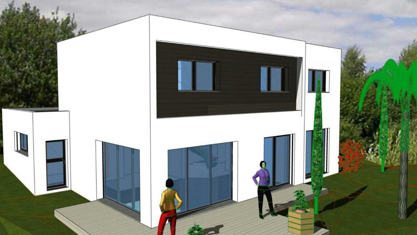 Nos références construction maison esquisse