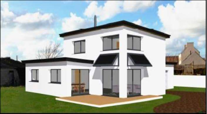 nos r f rences construction maison esquisse. Black Bedroom Furniture Sets. Home Design Ideas